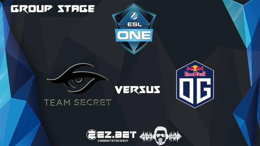 Прогноз на матч Team Secret vs OG