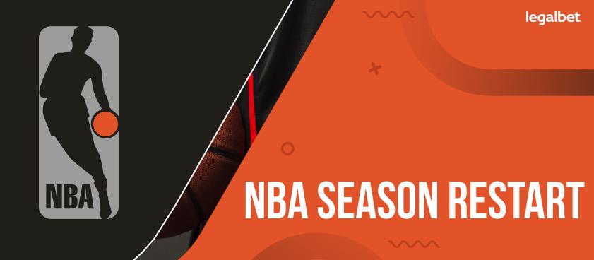 NBA Season Restart: Odds for Eventual Champions