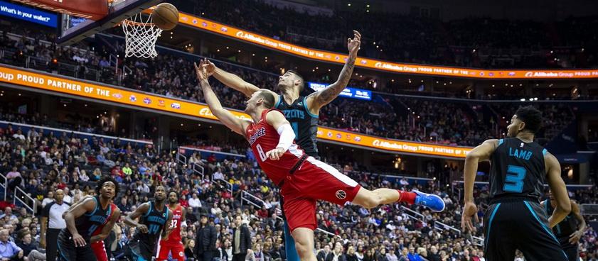 Charlotte Hornets - Washington Wizards. Pronosticuri NBA