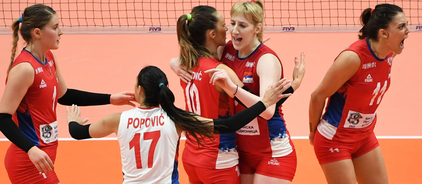 Сербия (жен) – Таиланд (жен): прогноз на волейбол от Voland96