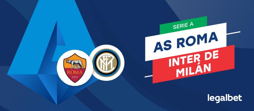 Apuestas Roma - Inter de Milán