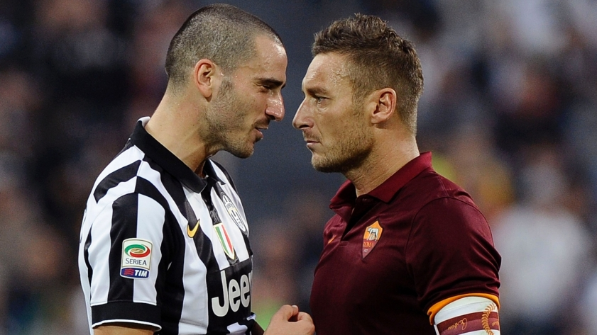 AS Roma - Juventus, un singur punct pentru a fi campioni !