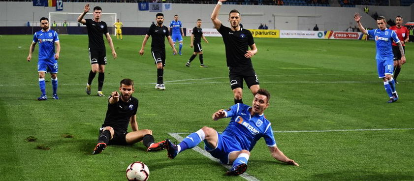 FC Viitorul - U Craiova. Pronosticuri Cupa Romaniei