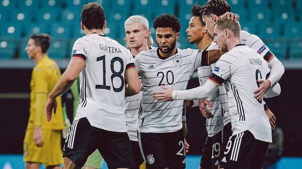 Испания-Германия