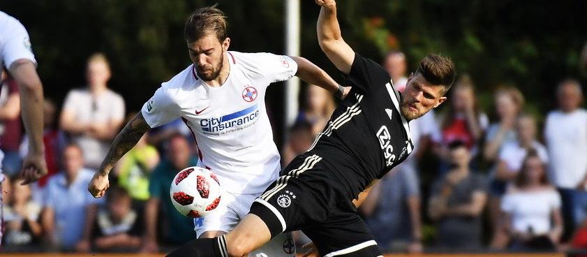 Astra Giurgiu - Fotbal Club FCSB. Pontul lui Karbacher