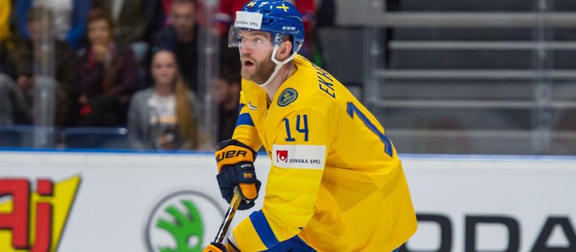 Швеция – Латвия: прогноз на хоккей от Luciano