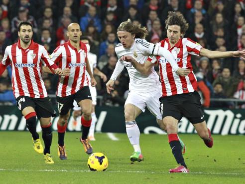 Promociones Kirolbet para la Selección Española + Ath. Bilbao - Real Madrid