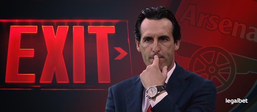 El Arsenal fue injusto con Unai Emery