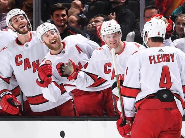 Константин Федоров: Прогноз на матч НХЛ «Коламбус» — «Каролина»: прервать неудачную серию.
