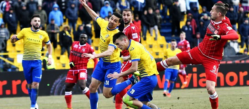 Dinamo Bucuresti - Dunarea Calarasi: Ponturi pariuri Liga 1 Betano (play-out)