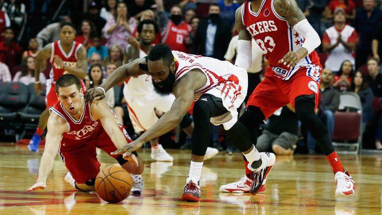 Регулярный чемпионат NBA. Прогноз на матч Филадельфия - Хьюстон