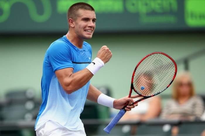 Теннис. ATP Майами. Прогноз на матч: Гранольерс М. - Чорич Б.