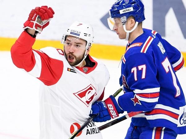 Константин Федоров: Прогноз на матч КХЛ «Йокерит» – «Спартак»: кто-то точно забьёт пять.