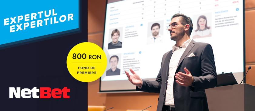 Concursul Expertul Expertilor are un nou sponsor! Oferim premii de 800 RON in luna martie!
