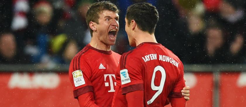 Bayern Munchen - Augsburg. Ponturi Pariuri Bundesliga