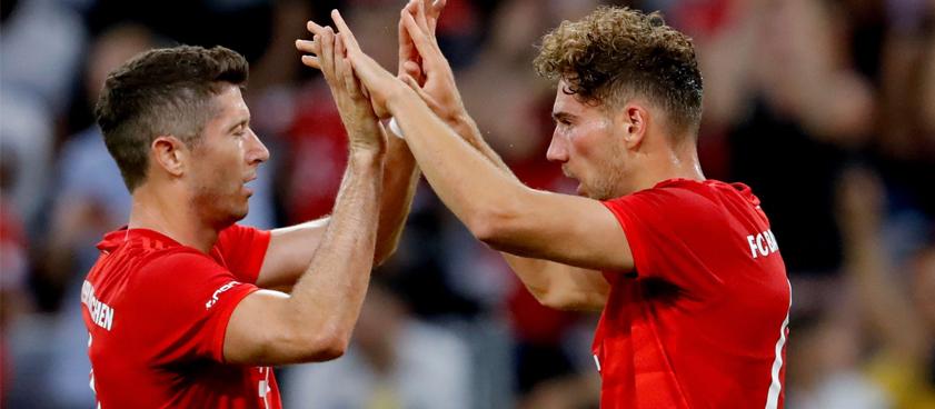 «Боруссия» Дортмунд – «Бавария»: прогноз на футбол от Антчона Паскуаля