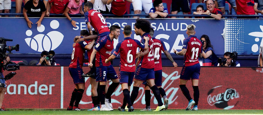 Στοίχημα στο Osasuna - Villarreal