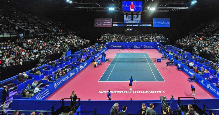 Обзор: ATP 250 Монпелье (Франция). День 2.