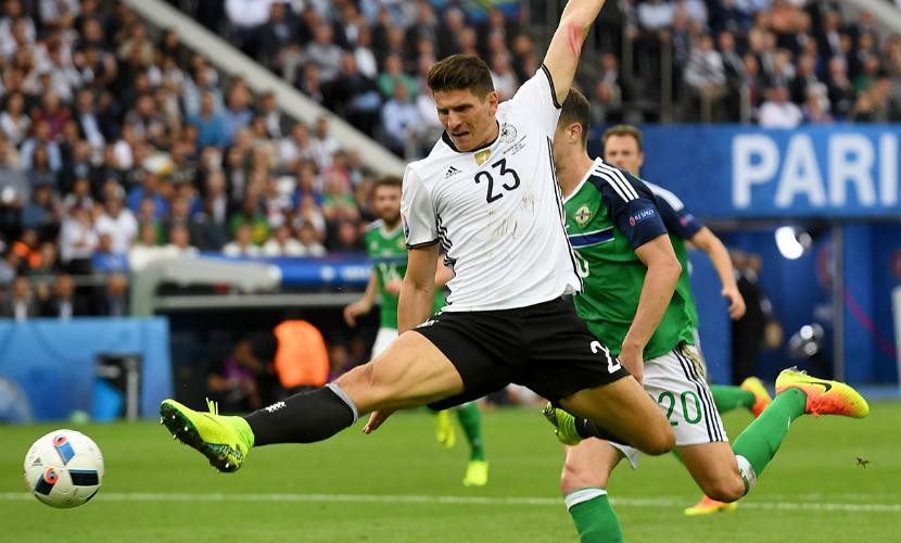 Germania se intareste, iar Slovacia are sanse mici sa obtina o noua victorie