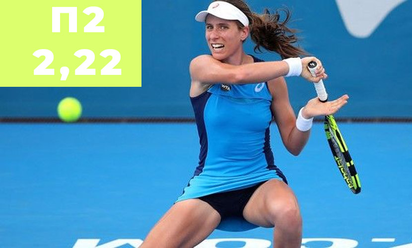 Теннис. Турнир WTA. Рим. Вондроусова - Конта