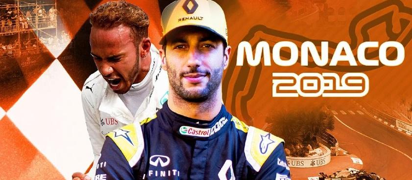 Формула-1. Гран-при Монако: когда опыт решает всё