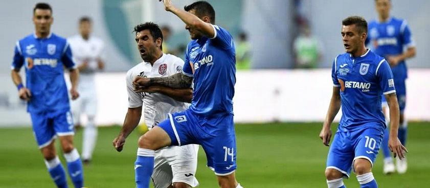 CFR Cluj - Universitatea Craiova. Ponturi Pariuri Liga 1 Betano
