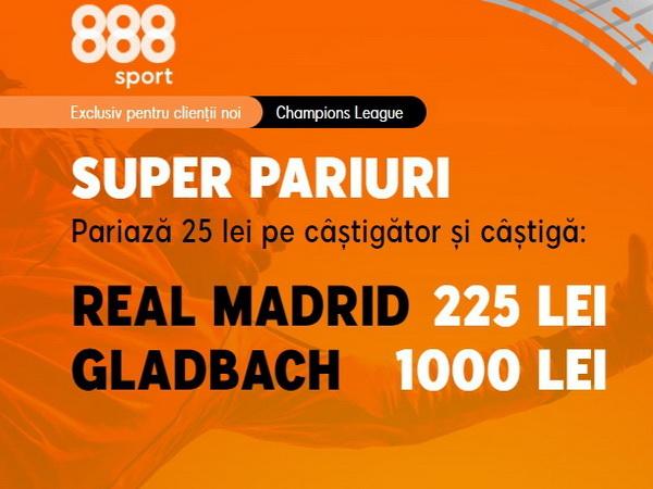 legalbet.ro: Cote mari pentru un meci cu o miză uriaşă din Champions League.