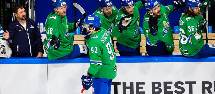 Прогноз на матч КХЛ «Барыс» - «Салават Юлаев»: проблемы хозяев могут продолжиться