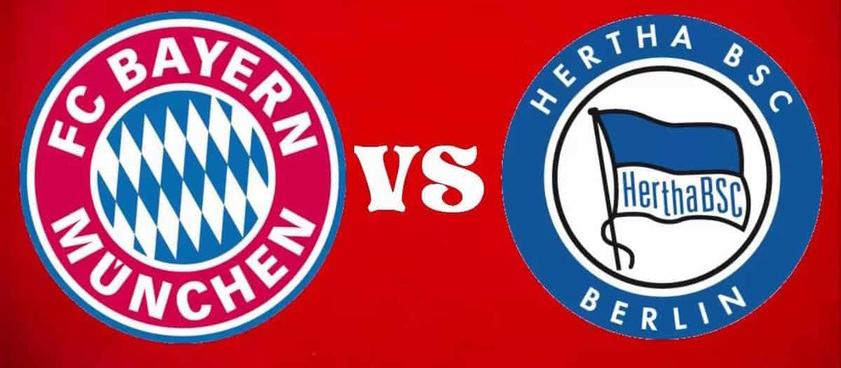 Прогноз на матч Бундеслиги, Бавария-Герта