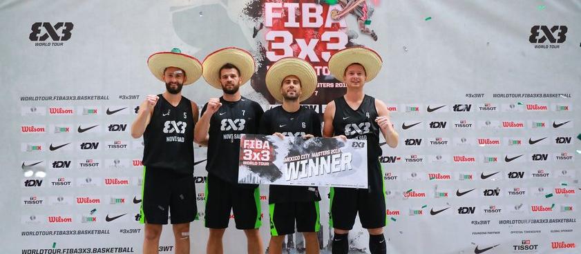FIBA 3x3: Подводим итоги ставок на World Tour Mexico
