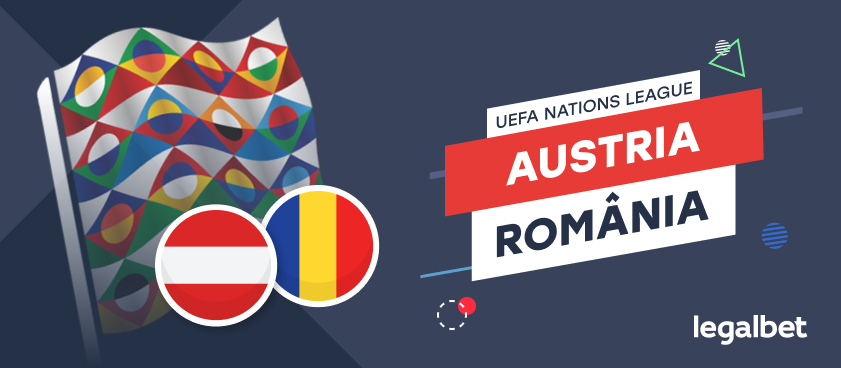Austria - România: cote la pariuri şi statistici