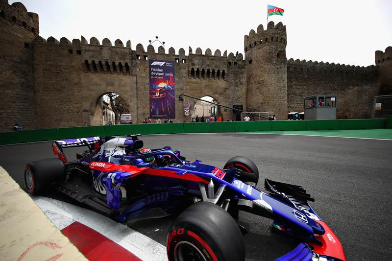 Формула-1. Гран-при Азербайджана-2018: превью и лучшие ставки на гонку