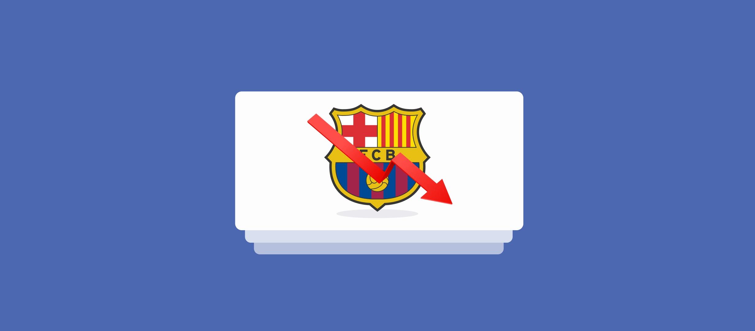 Hacia dónde se dirige el Barça: segunda derrota consecutiva en Champions y cero tiros a puerta