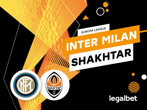 Mario Gago: Previa, análisis y apuestas Inter Milan - Shakhtar, Europa League 2020.