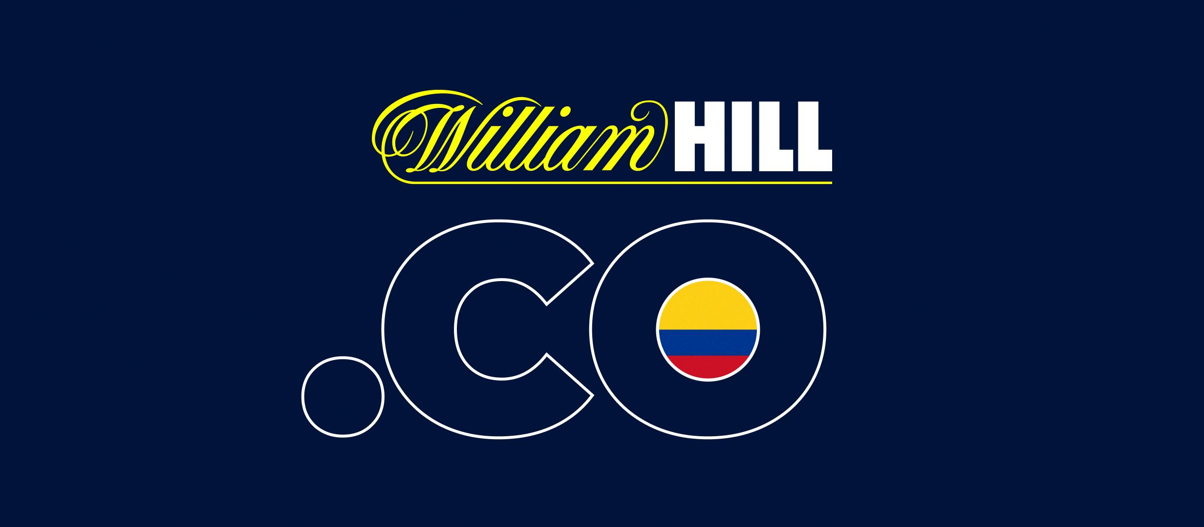 La casa de apuestas mas antigua llega a Colombia !William Hill!