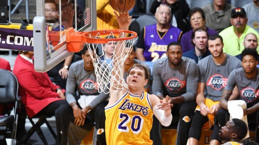 Регулярный чемпионат NBA. Прогноз на матч Лейкерс - Даллас