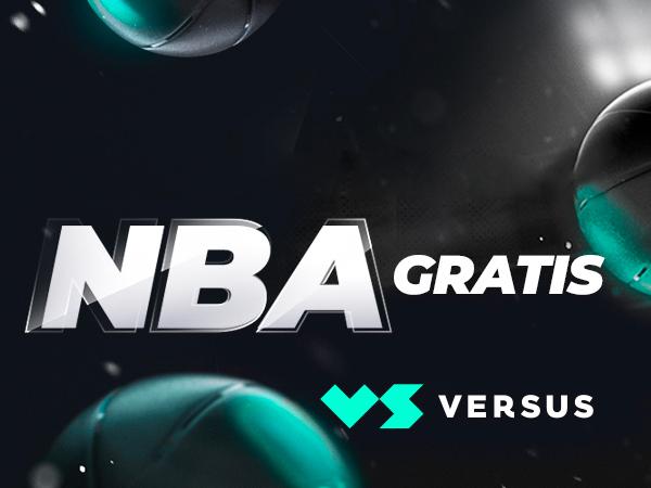 Legalbet.es: ¡Toda la temporada de NBA gratis en Versus!.