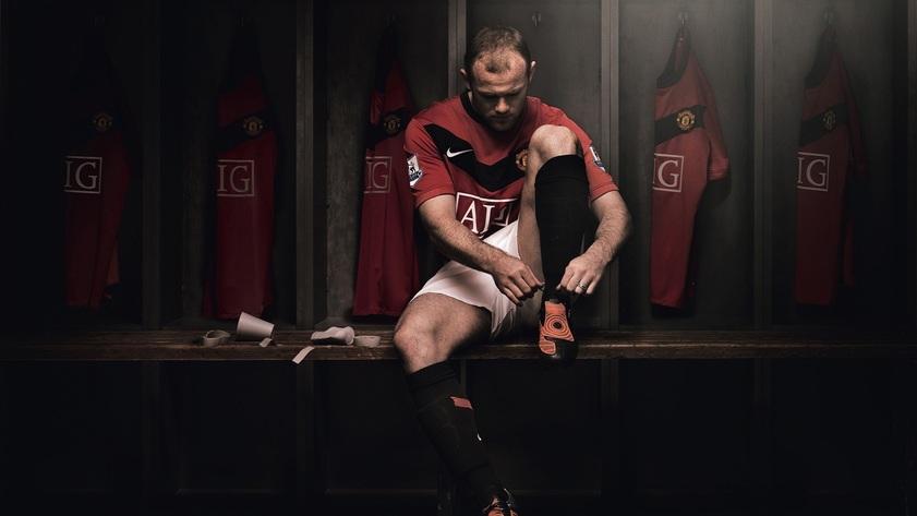 История одного из величайших футболистов на планете — Уэйна Руни.