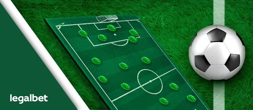 Три защитника = минимум вне игры: как тактика команд влияет на тотал офсайдов
