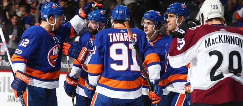 Прогноз на матч НХЛ «Брюинз» — «Айлендерс»: ставим на андердога
