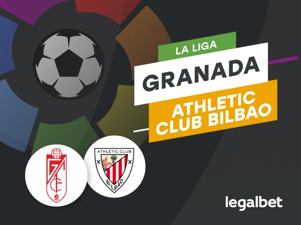 Antxon Pascual: Apuestas y cuotas Granada - Athletic Club, La Liga 2020.