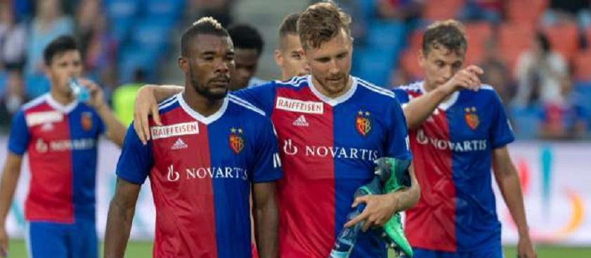 PAOK - FC Basel. Pontul lui IulianGGMU