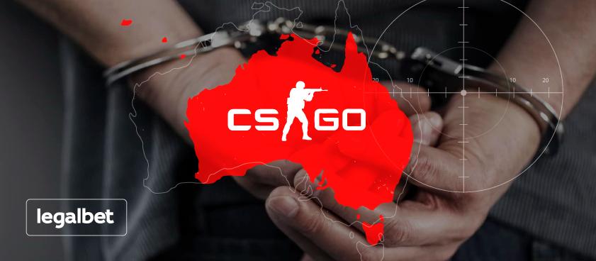В Австралии шесть игроков в CS:GO арестованы за договорные матчи