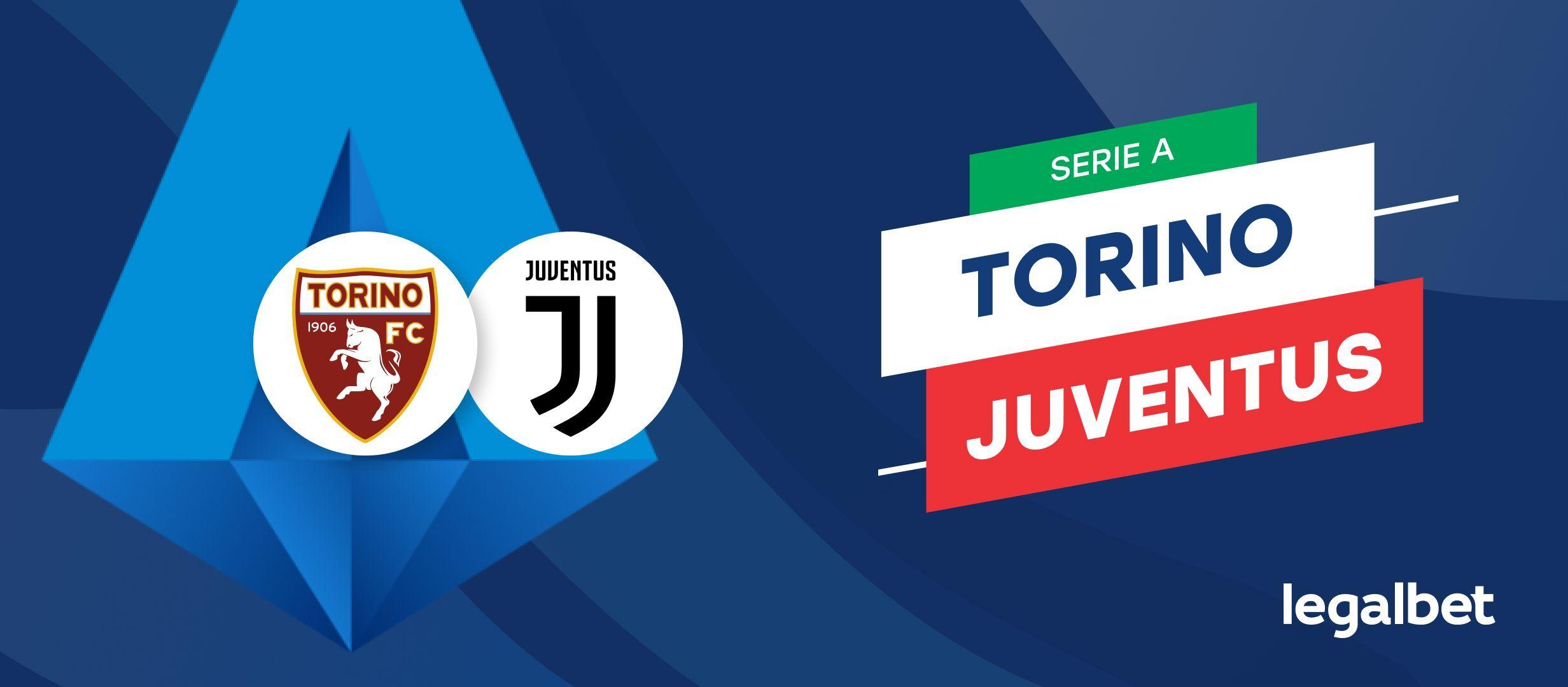 Torino - Juventus, cote la pariuri, ponturi şi informaţii