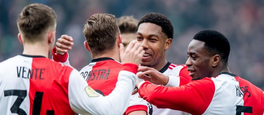 Feyenoord - Trencin. Pontul lui Paul