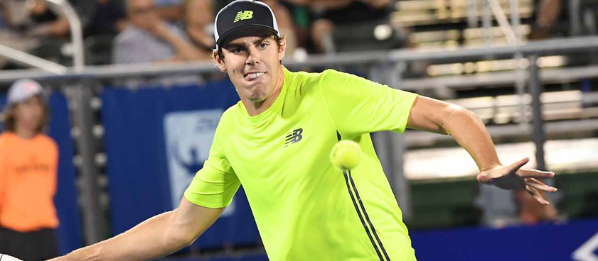 Pronóstico Reilly Opelka - Tommy Paul, Challenger Champaign USA 16.11.2018