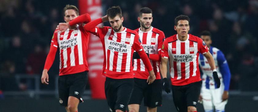 PSV - Heerenveen: Pronosticuri pariuri Eredivisie