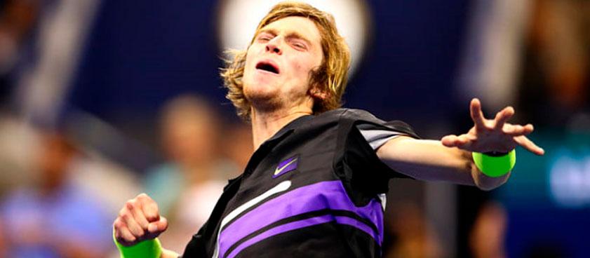 Рублёв – Берреттини: не все так просто для Андрея на US Open?