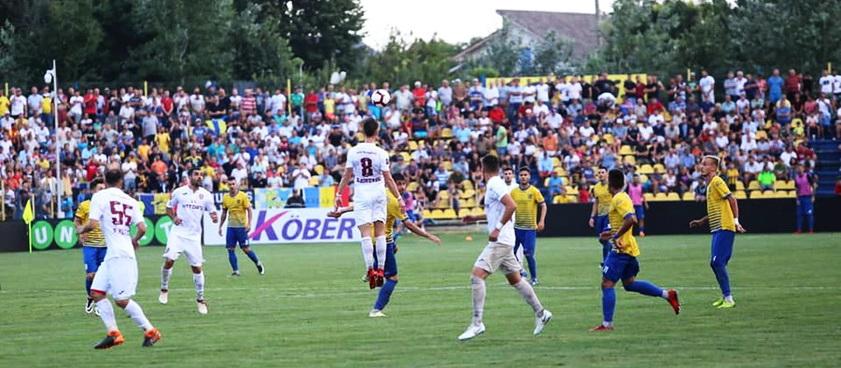 CFR Cluj - Dunarea Calarasi: Pronosticuri Liga 1 Betano