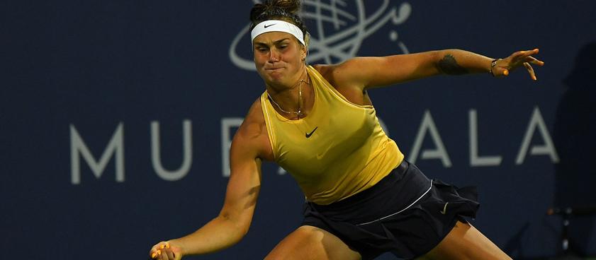 Чжэн Сайсай – Арина Соболенко: прогноз на теннис от Voland96